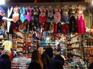 El Gran Bazar en Estambul